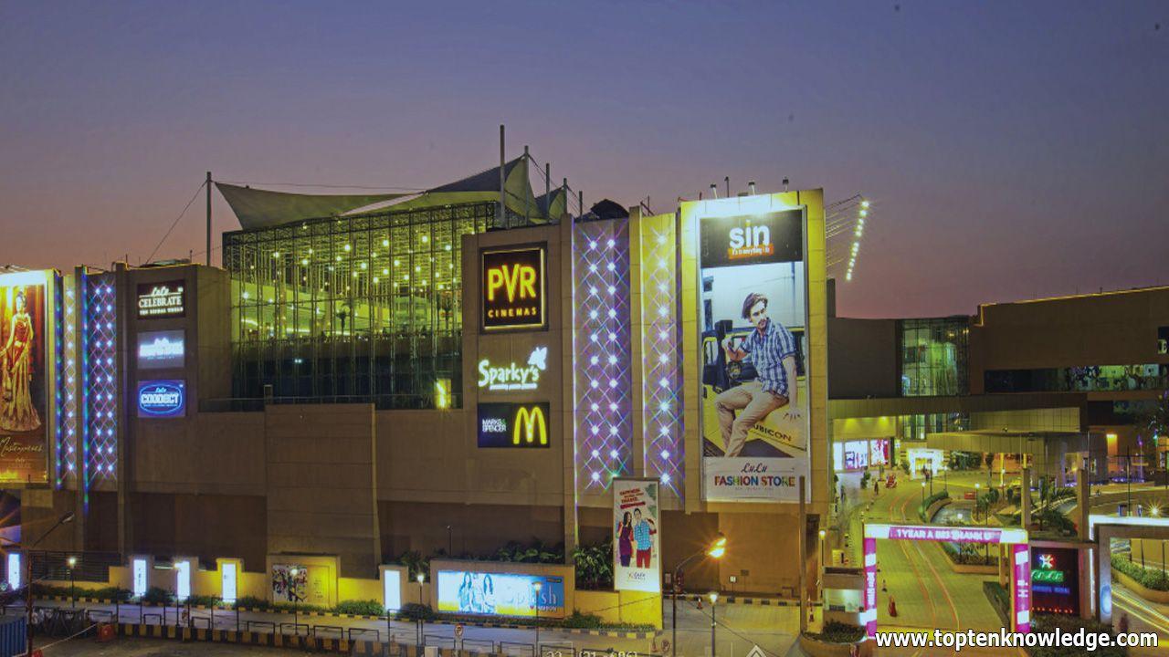 Lulu International Shopping Mall Kochi Shopping Malls Kochi Mall