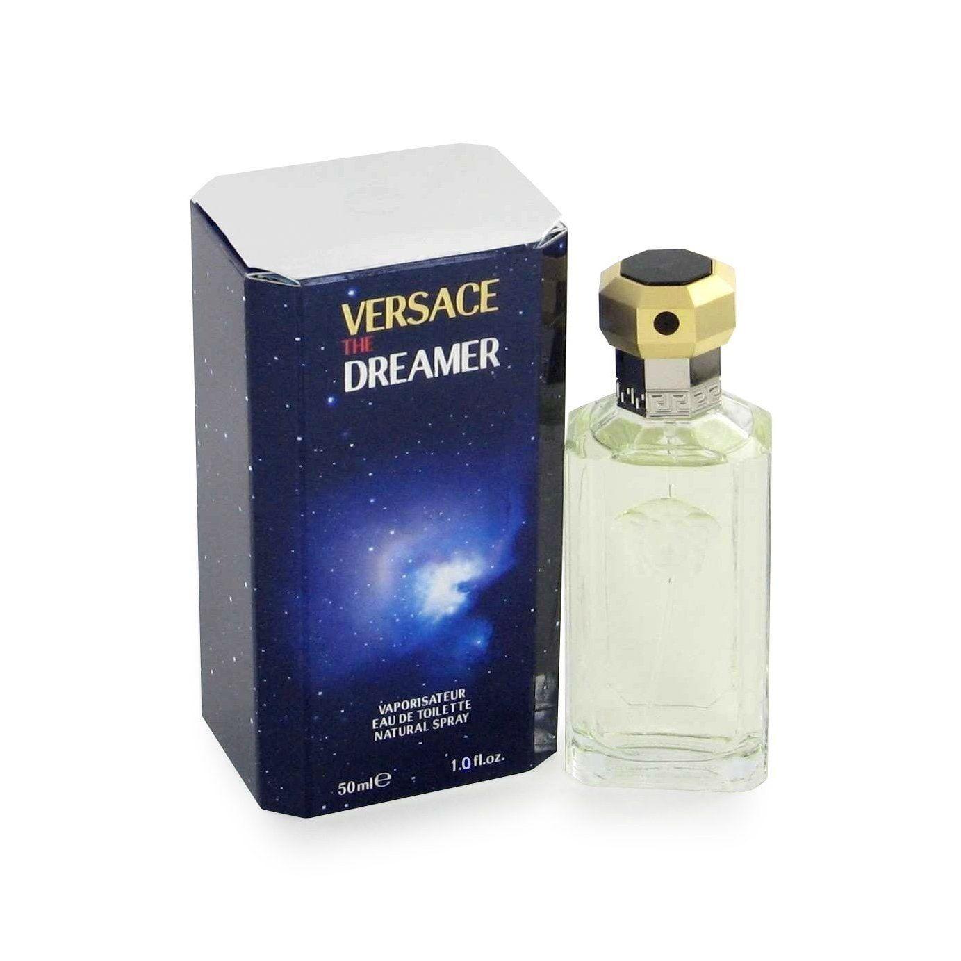 Versace dreamer menus ounce eau de toilette spray by versace eau