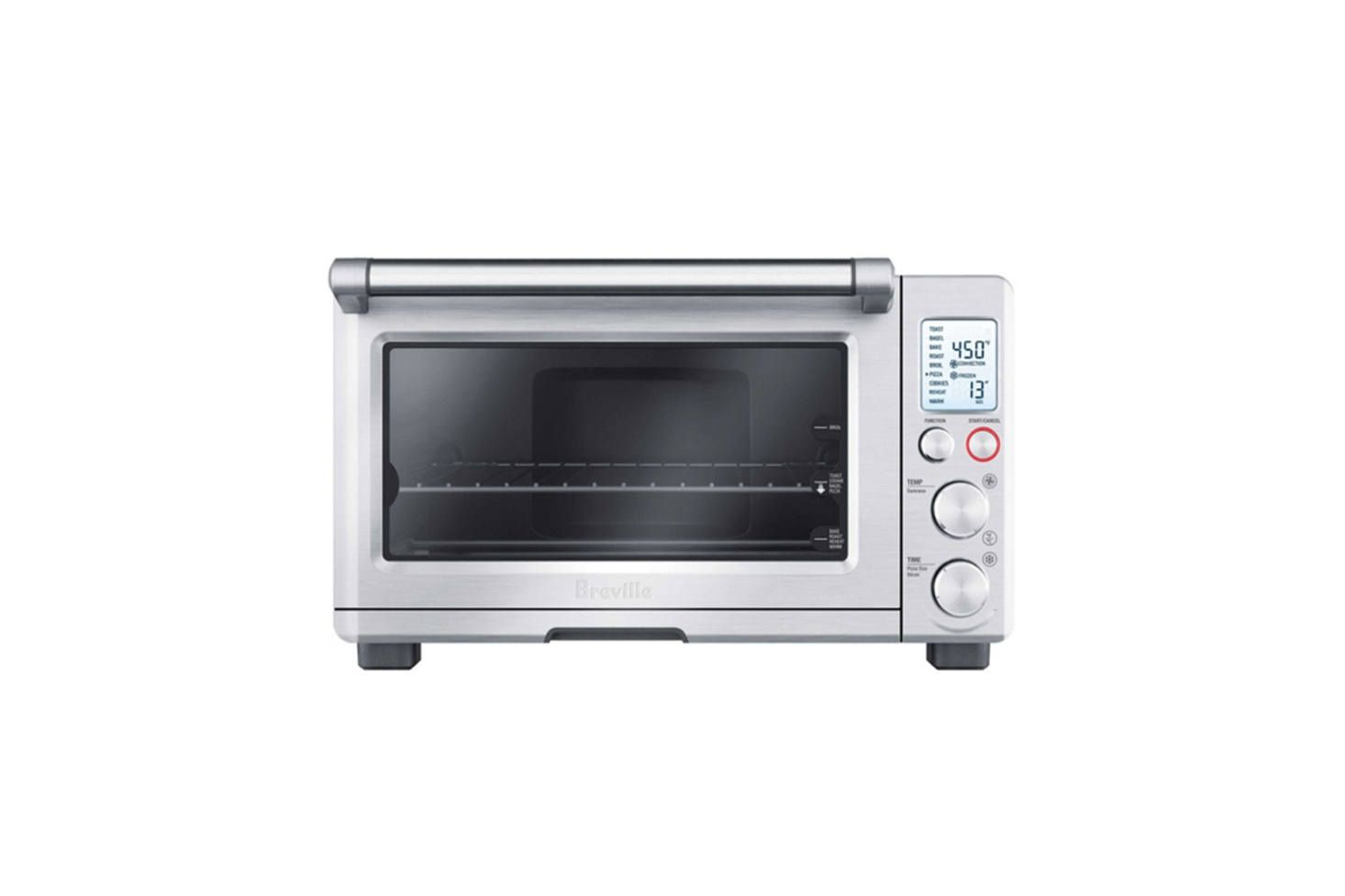 6 Countertop Smart Ovens That Will Change The Way You Cook Countertop Convection Oven Countertop Oven Kitchen Oven