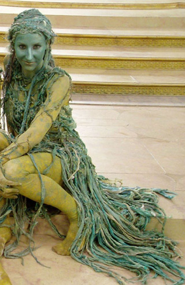 forest nymphs costume - Google Search   Mythology ...