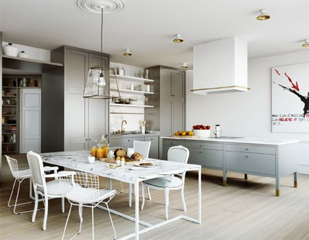 Keep interiors simple with inspiration from Danish design | Kitchens ...