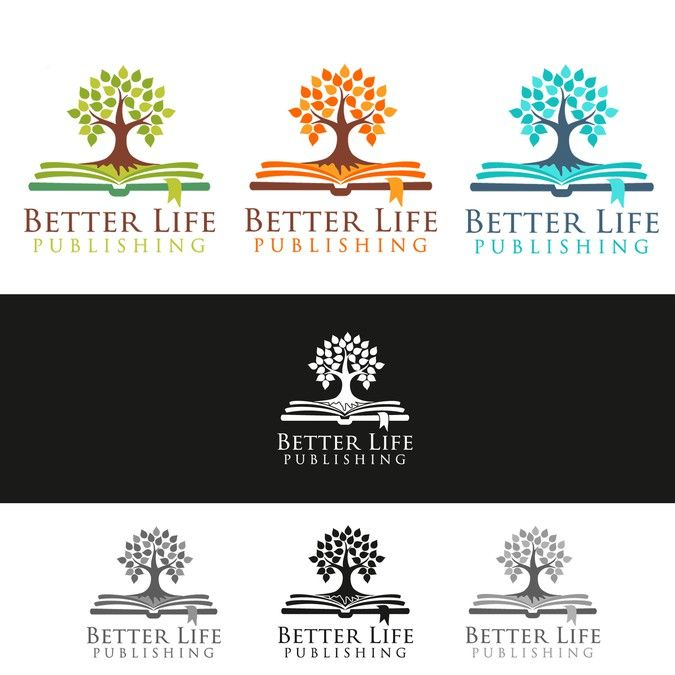 Capture the essence of a new publishing company in this logo by m-art