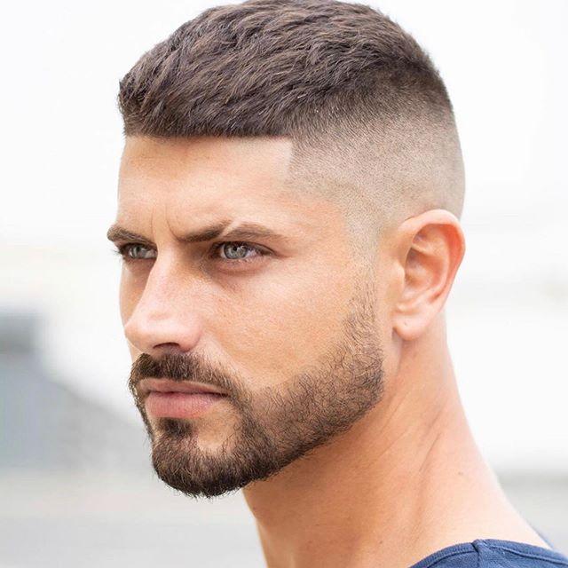 Kurz männer haare Männer Frisur