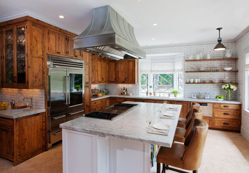 Custom Kitchen Cabinets Medium Wood Kitchen Cabinets Chestnut Kitchen Cabinets Wood Kitchen Cabinets