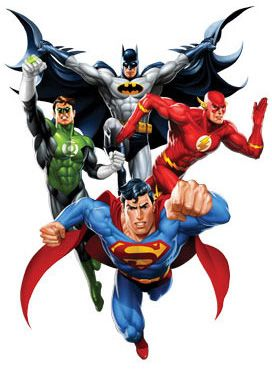 justice league characters justice league party ideas pinterest rh pinterest com justice league clipart free Justice League Checks