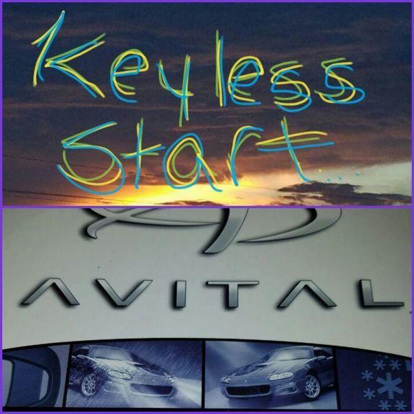 AVITAL KEYLESS START