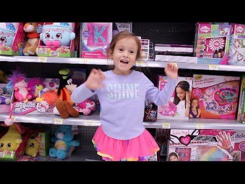 Walmart Toys For Girls : Walmart toy haul hunt for new toys shopkins american girl barbie