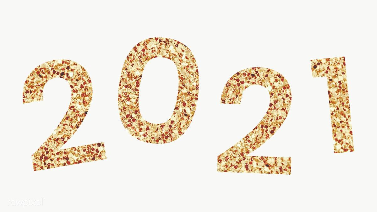 Festive Golden Shimmering 2021 Transparent Png Free Image By Rawpixel Com Ningzk V Happy New Year Png Happy New Year Wallpaper Happy New Year Pictures