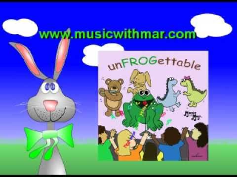 Bunny Hop Jump from Music with Mar.