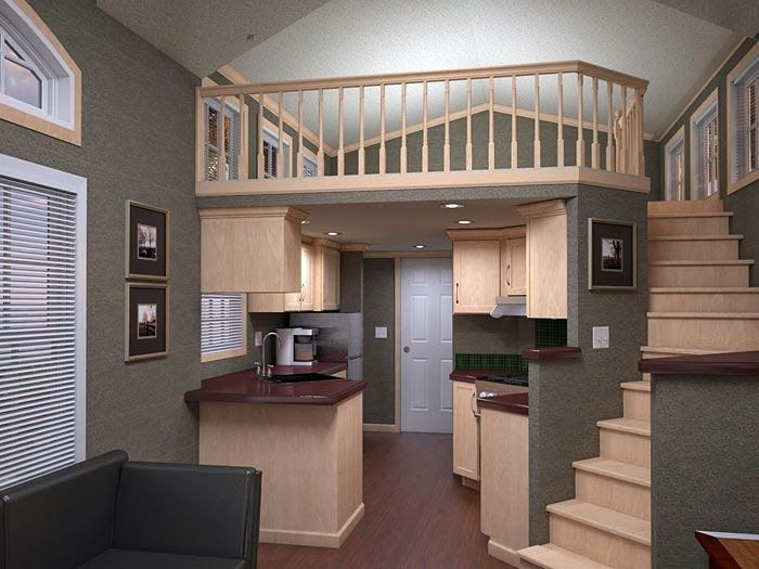 Small Space Living Tiny House in 2018 Pinterest House, Park