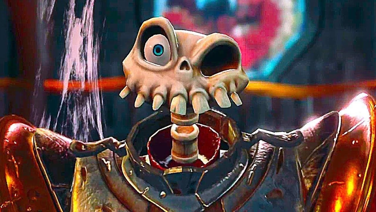 Medievil Story Trailer Ps4 Ps4 Gameplay Video Game Characters Ps4