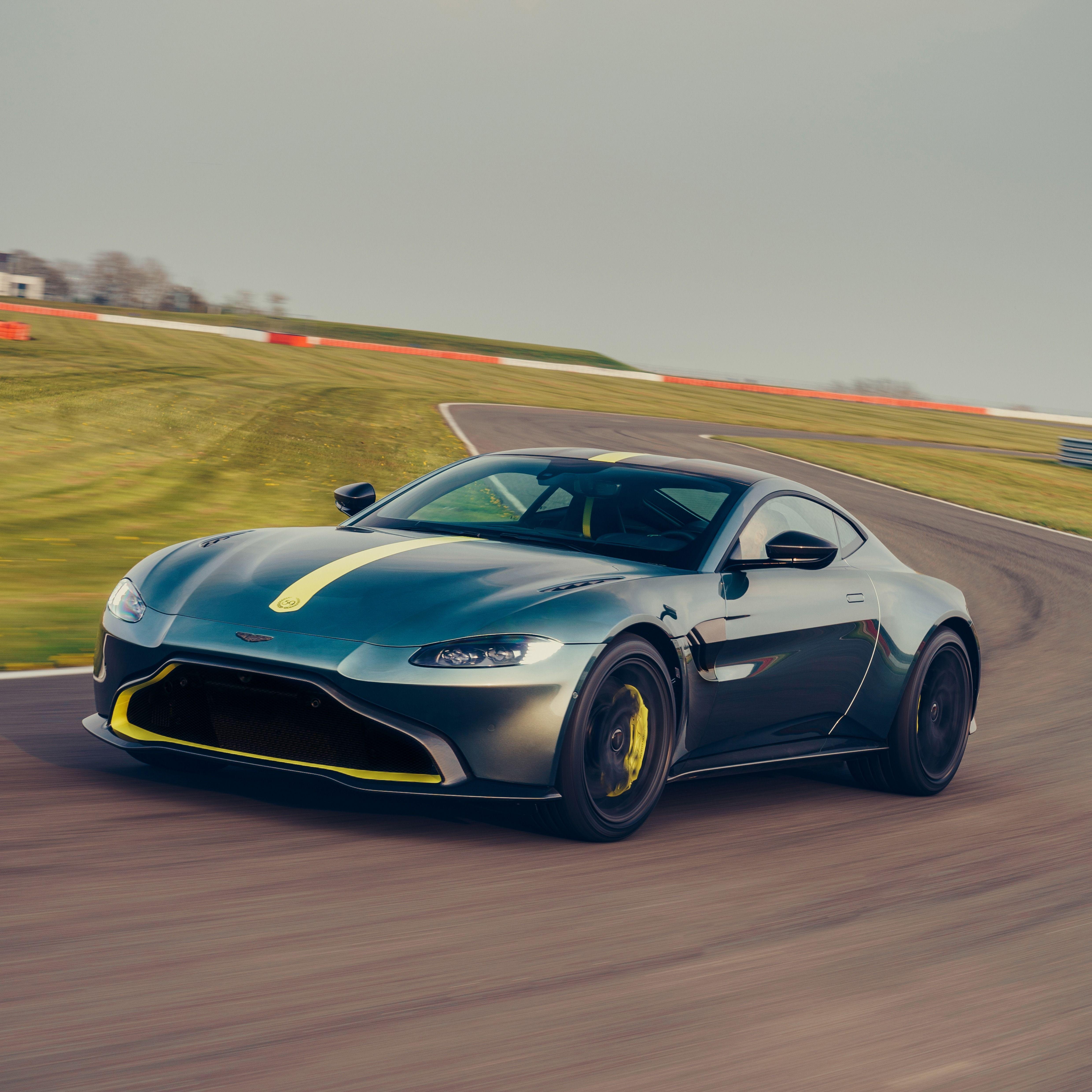 Aston Martin Vantage Gt3 For Sale