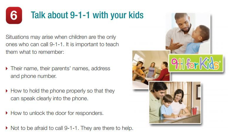 58 best 9-1-1 Safety Tips images on Pinterest Safety tips, Facts - courtesy clerk