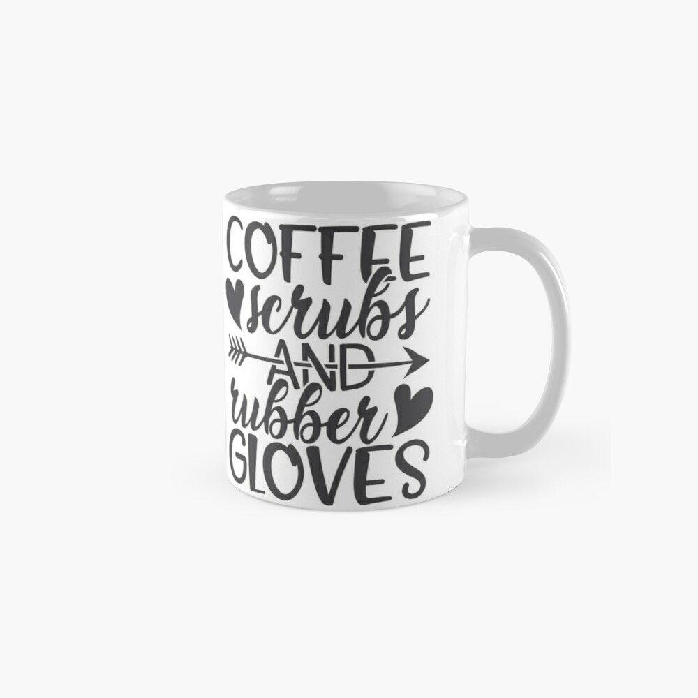 Park Art My WordPress Blog_Coffee Scrubs And Rubber Gloves Mug