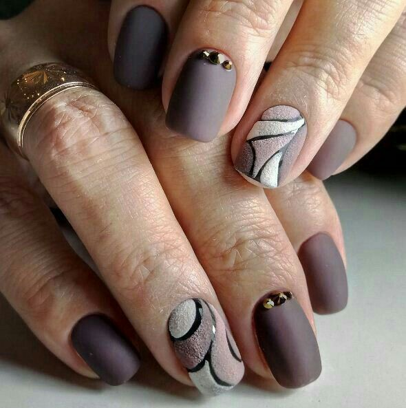 70+Latest Nail Arts Fashion Designs Colors & Style | Nail Art in ...