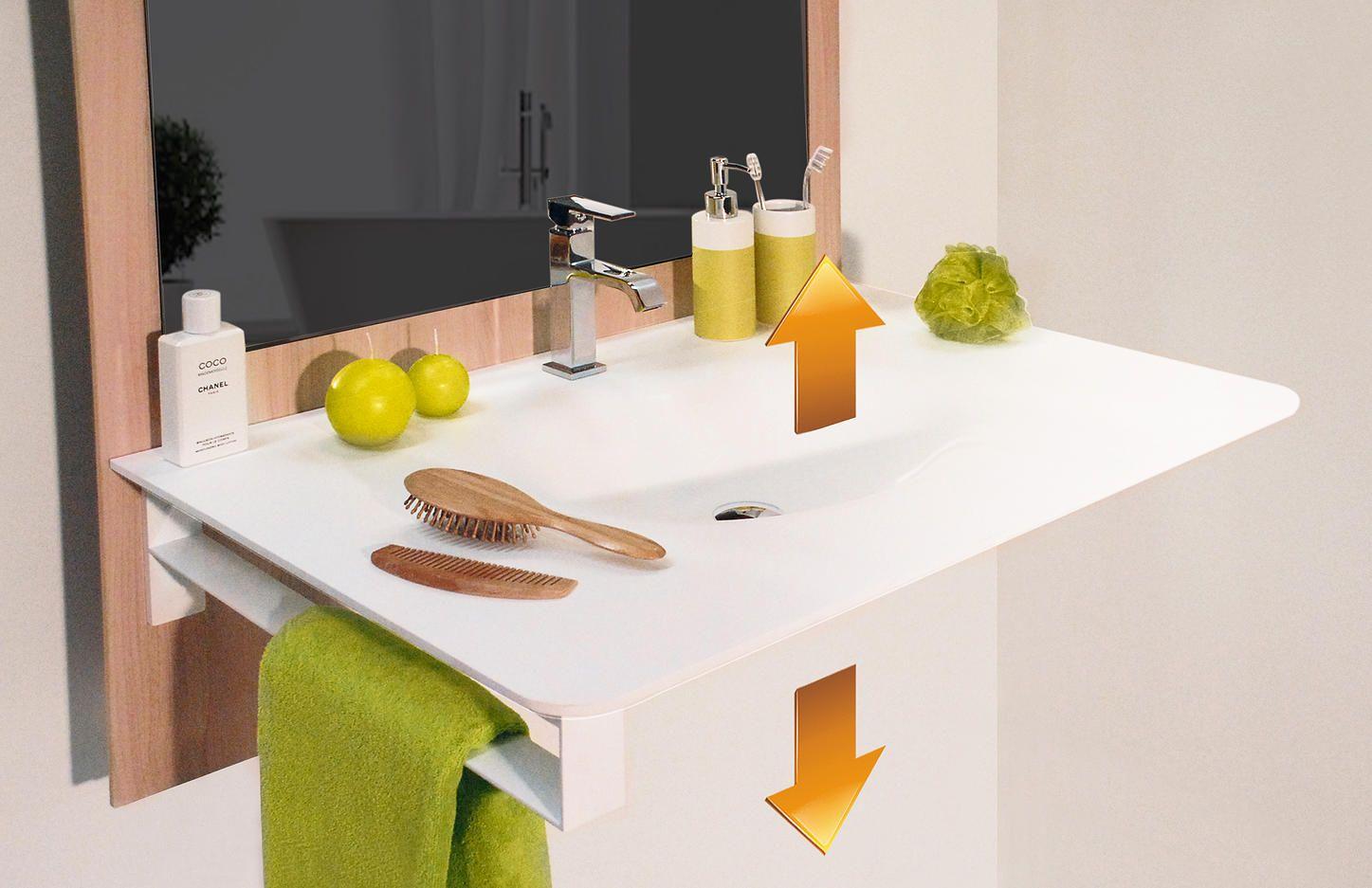 Creation Salle De Bain Dans Une Chambre ~ lavabo pmr salle de bains design innovations et technologie