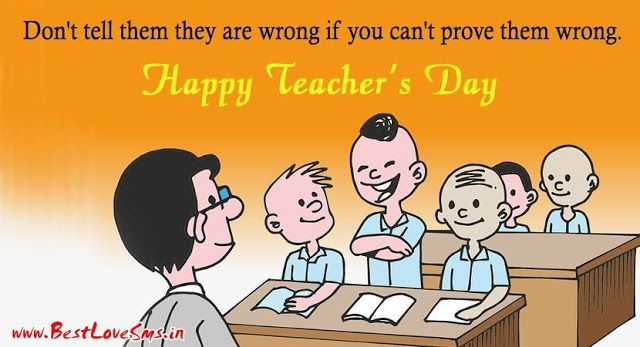 Happy Teacher Day Quotes 2018 Happy Teachers Day Teachers Day