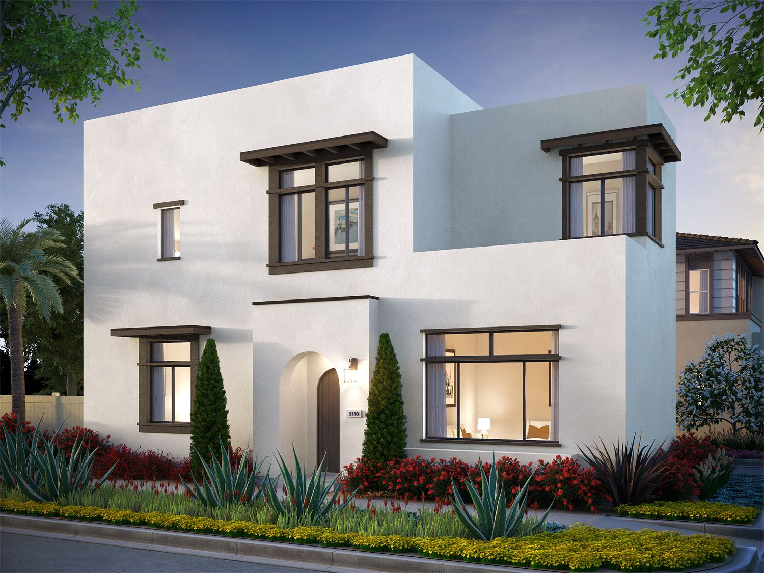 Inspired By Irving Gill Spanish Revival Architecture Residential Architecture Architecture
