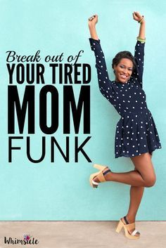 Feeling lost as a mom? Here's how to have fun again and make time for yourself. via /awhimsiclelife/