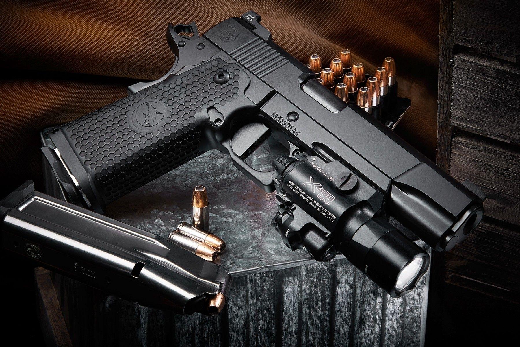 Double Stack Upgrade 1911 Pistol Tactical Pistol Guns Tactical