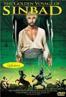 The Golden Voyage of Sinbad. 2nd film out of 3 and each one has a different actor for Sinbad. But you know what.... All 3 films are bloody awesome!