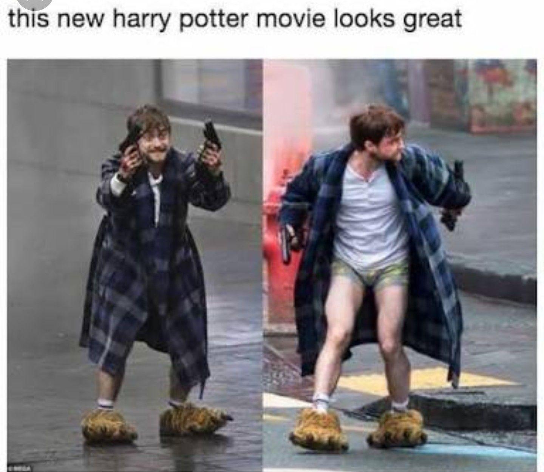 Harry Potter Meme New Harry Potter Movie Harry Potter Movies Daniel Radcliffe