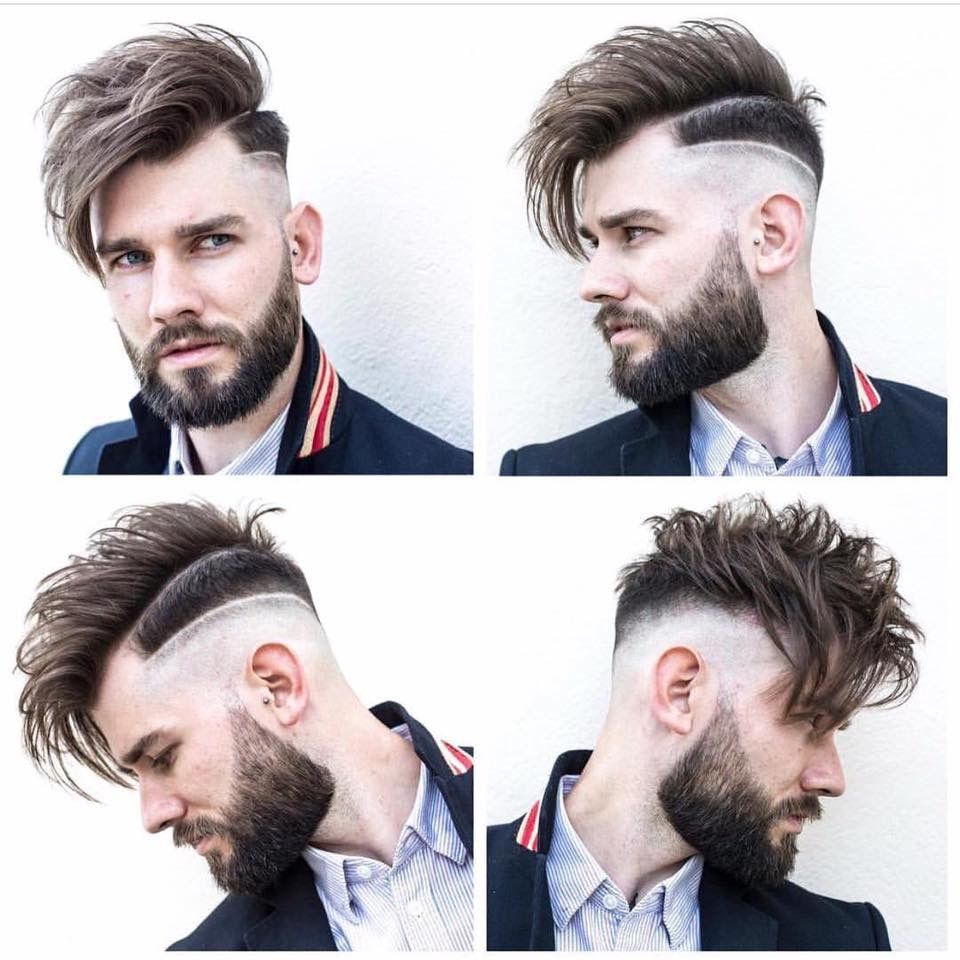 Haircut for men no beard pin by lorena mflores on menus  pinterest