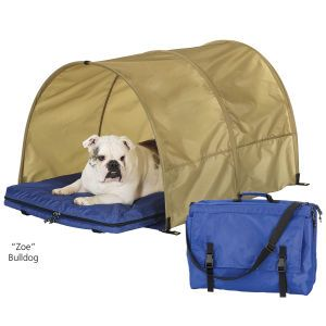 Unique cooling shelter shields your dog from heat and the elements just about anywhereu2014  sc 1 st  Pinterest & Unique cooling shelter shields your dog from heat and the elements ...