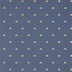 Thibaut Repertoire Navy Bee Shopwallpaperconnection