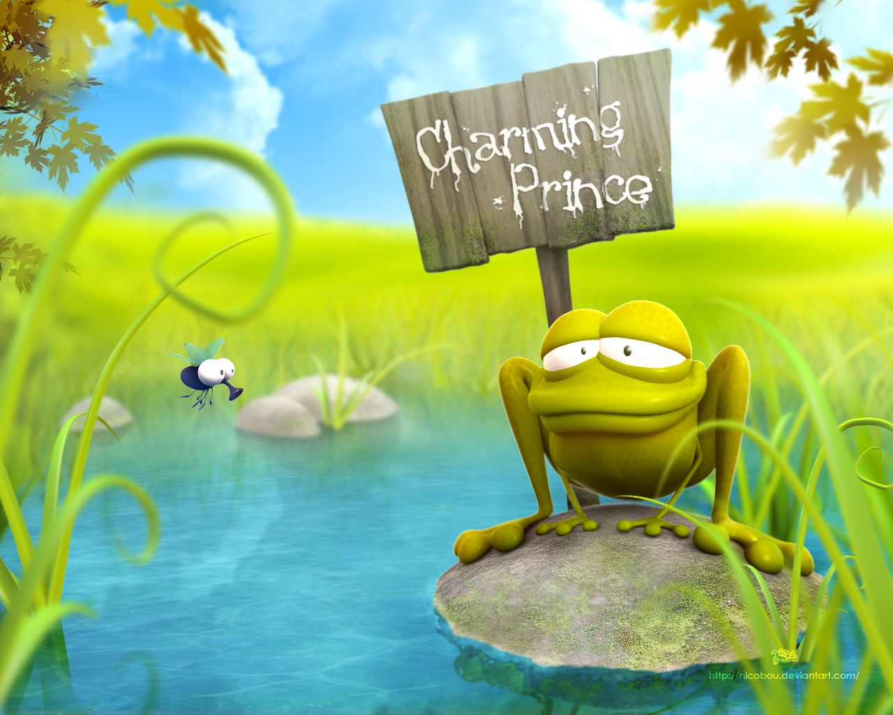 Funny Pictures Funny 3d Cartoon Wallpapers Desktop Background Cartoon Wallpaper Funny Wallpapers Frog Wallpaper