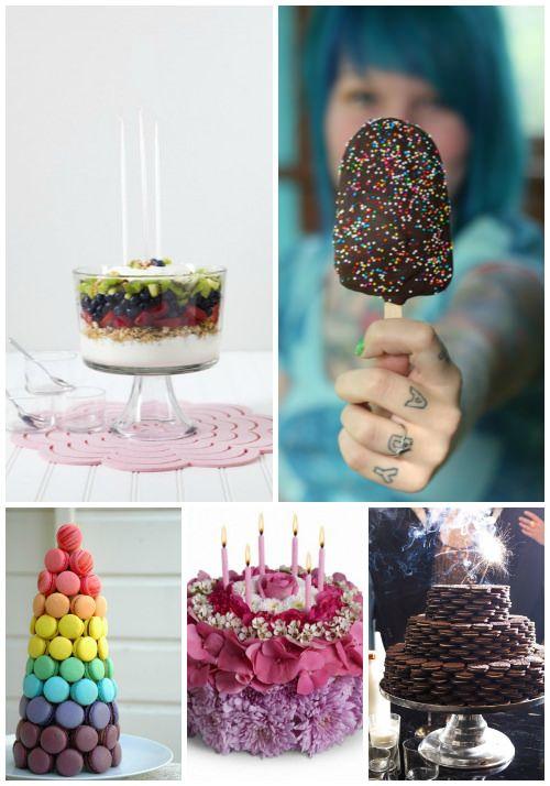 5 Alternative Birthday Cakes Youll Love Desserts Parties Fun