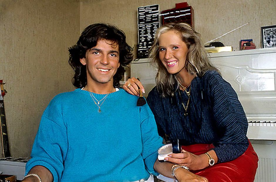 Thomas Anders And Nora