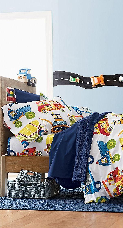 Boys Bedrooms, Boys Bedding & Room