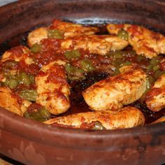 Photo of Delicious Chicken Meat Dishes in Casserole
