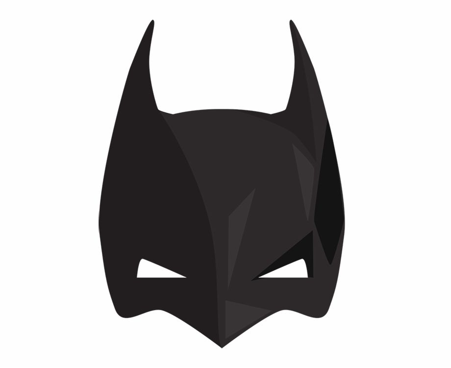 Collection Of Free Batman Vector Flat Batman Face Mask Png Transparent Png Image For Free Download Explore More High Quality Free Png Images On Trzcacak Rs