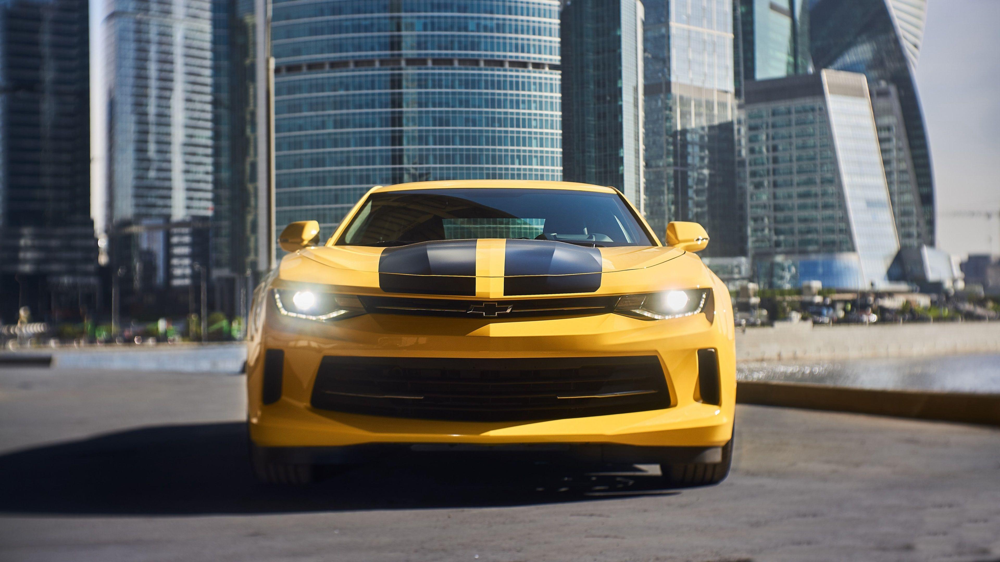 3840x2160 Chevrolet Camaro Performance 4k Hd Wallpaper Amazing