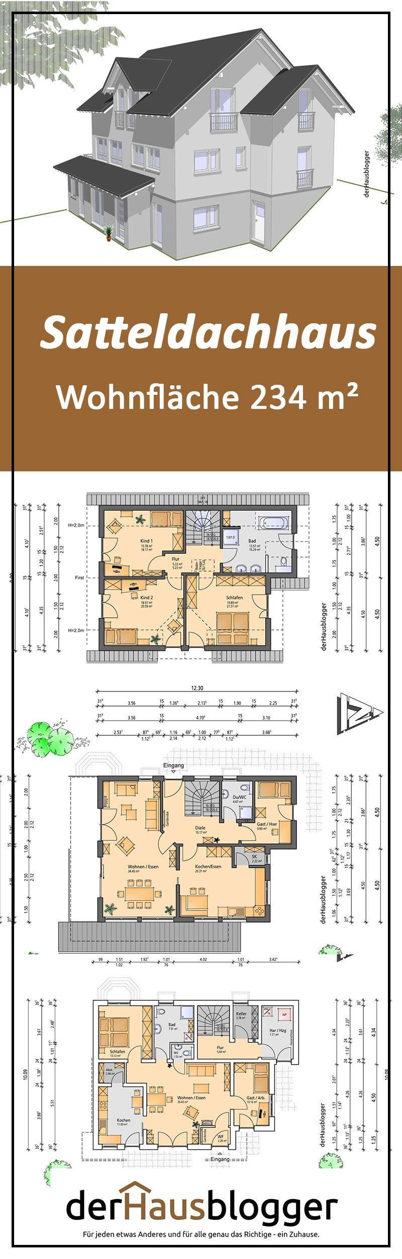Pin von Zuza Bednarczyk auf House Haus, Haus planung
