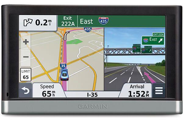 Garmin Nuvi 255LMt 5 inch portable GPS Gps units, Gps