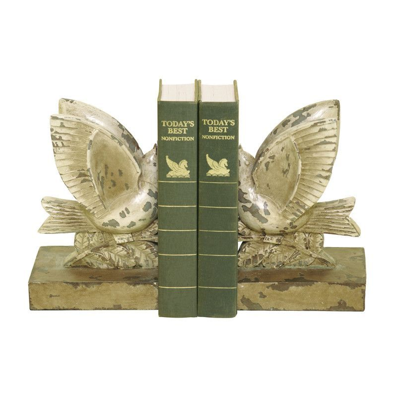Sterling Industries 93-9259 Pair Taking Flight Bookends