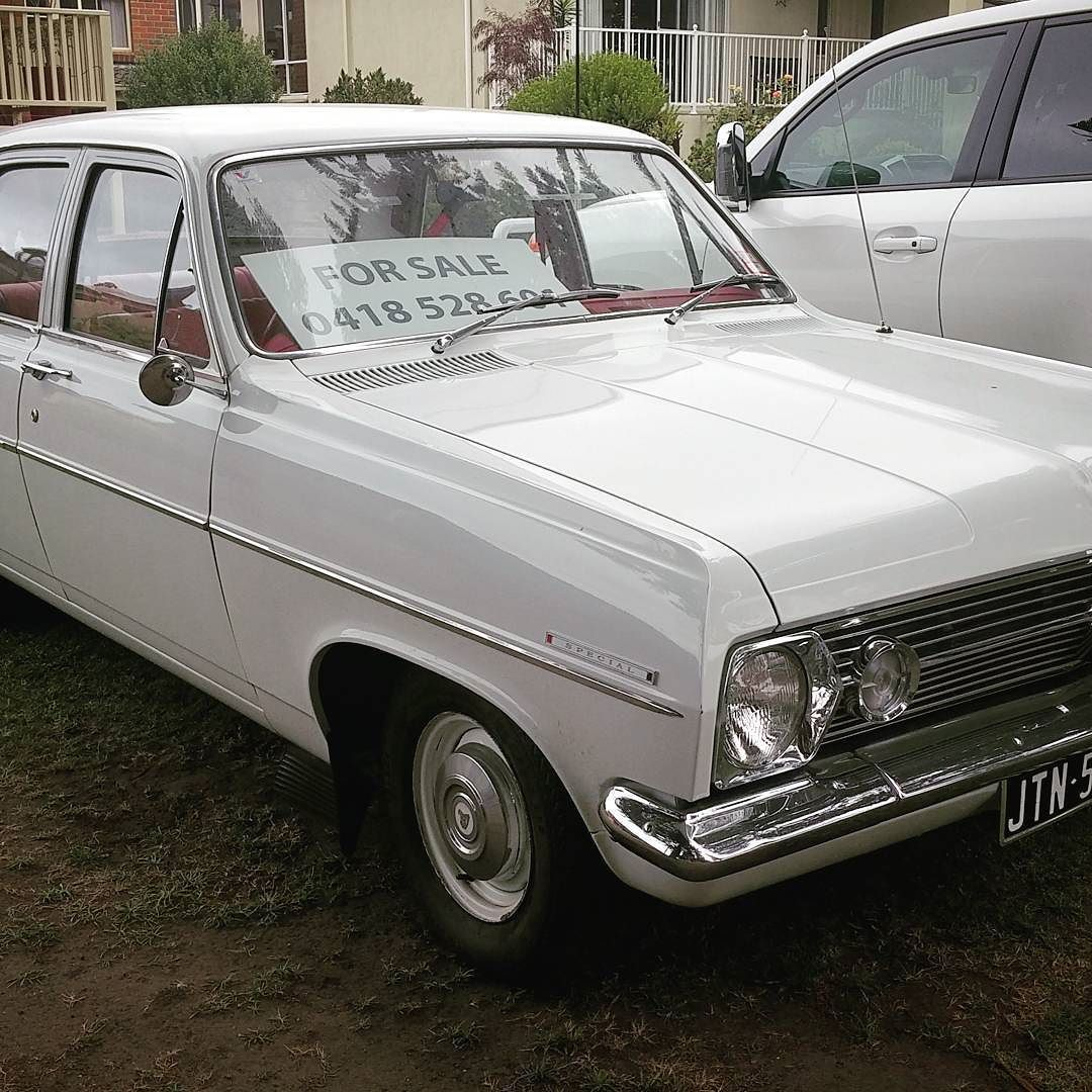 Bloody Nice HR #Holden Special For Sale In #PortFairy. Had