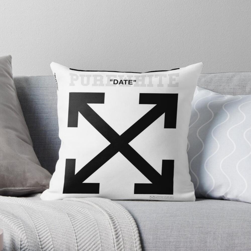 off white pillows online