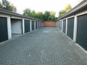 Garagebox te Mechelen.  Voor info tel 0495/25.54.16.
