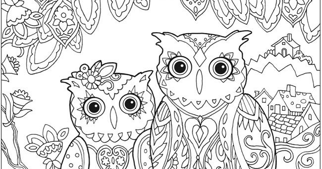 Simple Words by A: 10 Free Printable Coloring Sheets to beat the ...