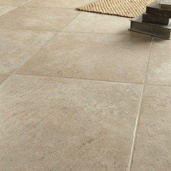 Carrelage sol et mur beige effet pierre Tesalia l.60 x L.60 cm ...
