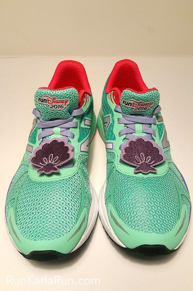 New Balance Ariel runDisney Shoes First Look | De otro mundo