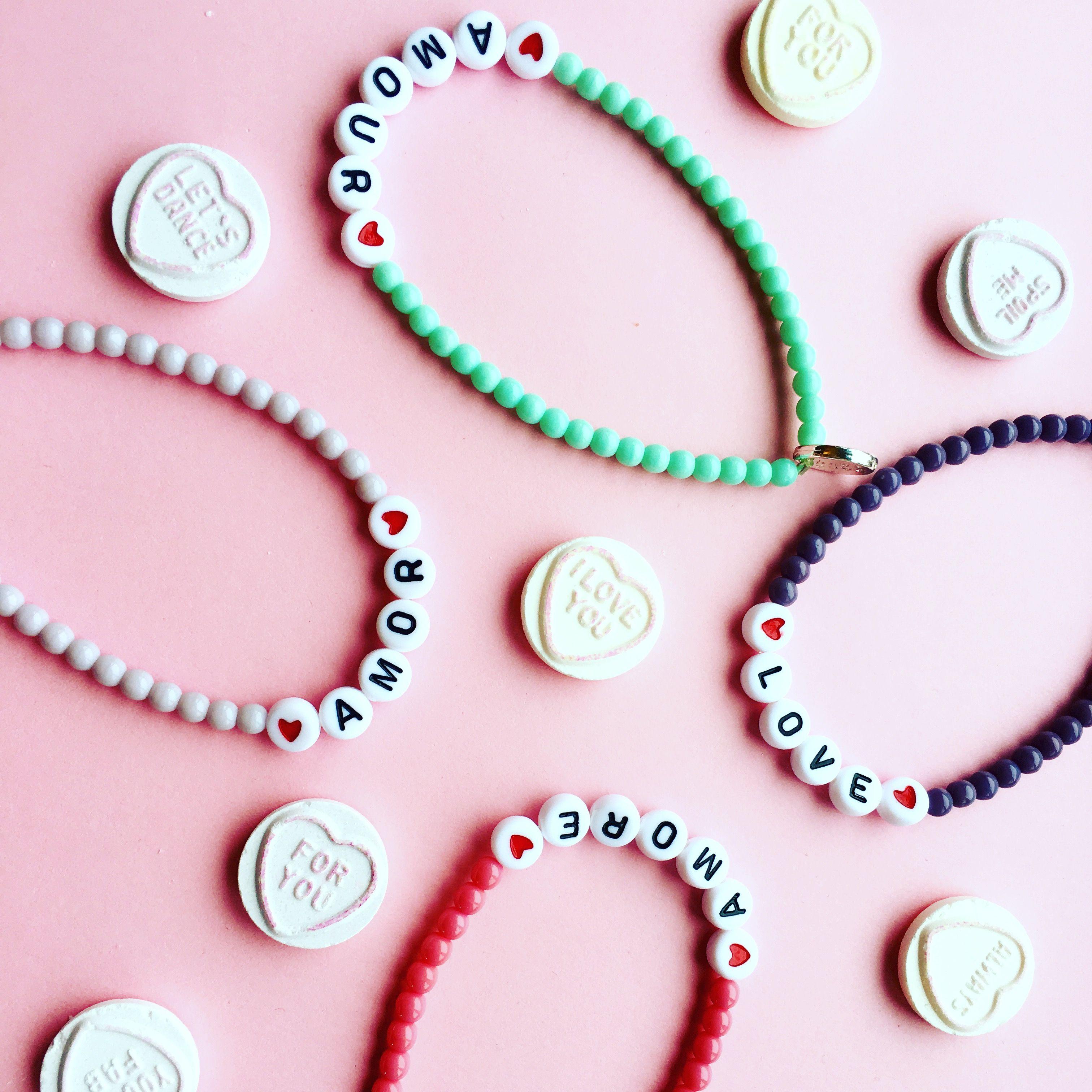 33++ Letter bead bracelets ideas ideas in 2021
