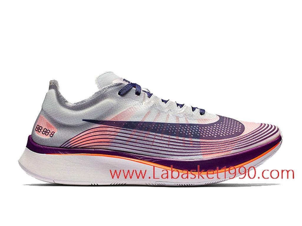 en soldes 0a774 dc116 Nike Zoom Fly SP Neutral Indigo Chaussures Officiel Prix Pas ...