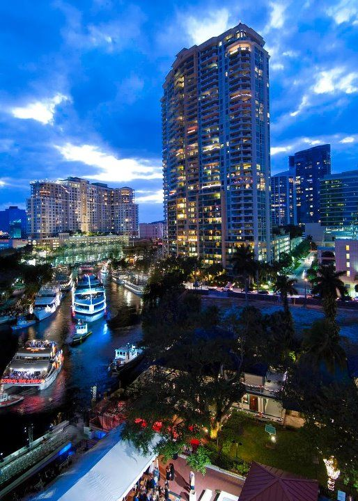 Downtown Fort Lauderdale Has Many Gorgeous Condos And Apartments