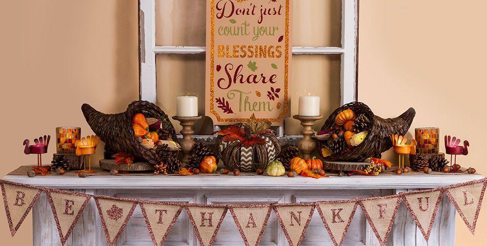 Thanksgiving Home decor  Thanksgiving home decorations
