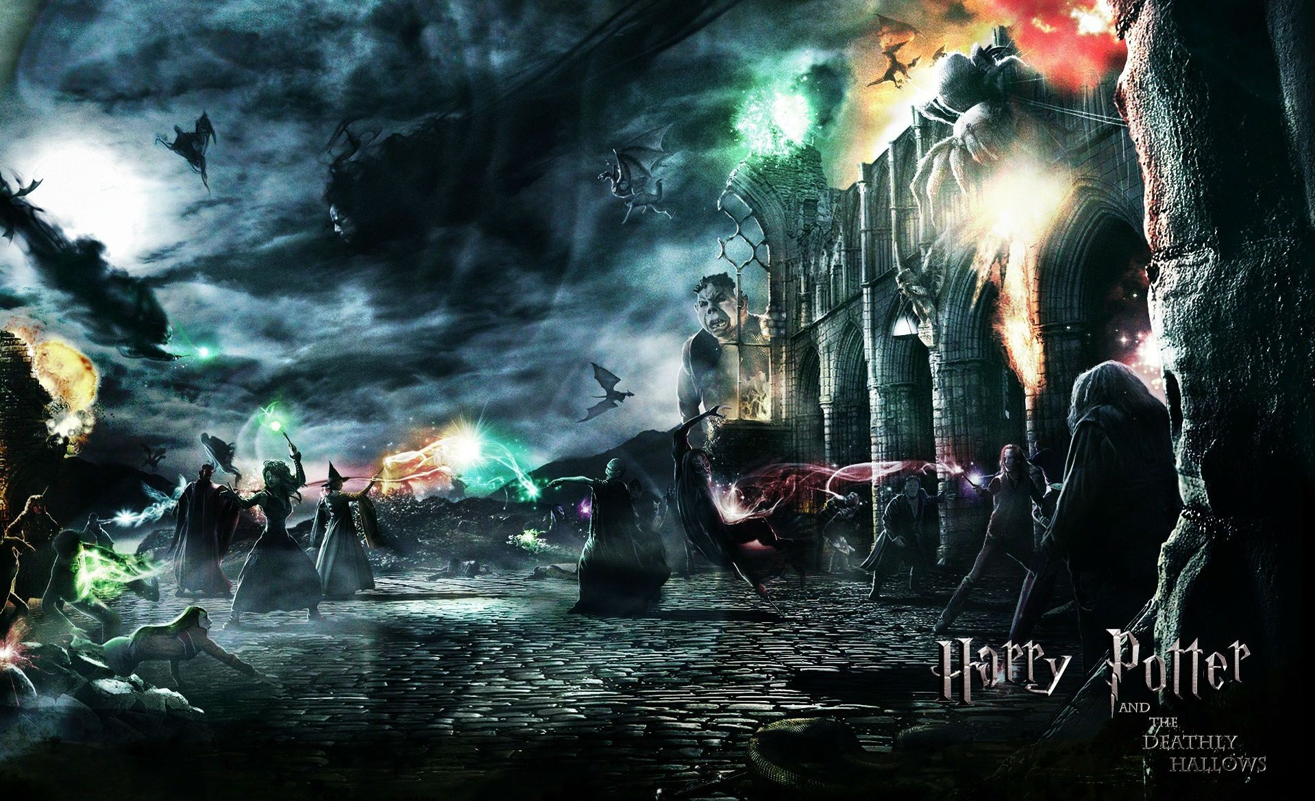 The Best Harry Potter Wallpaper Hd